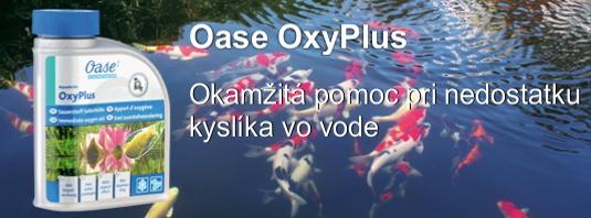 Oase OxyPlus - Okamžitá pomoc pri nedostatku kyslíka vo vode
