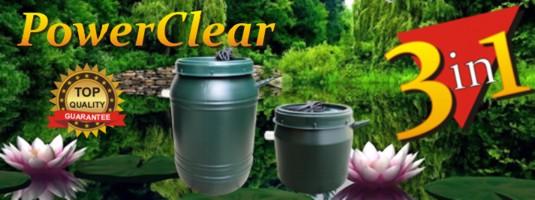 Prietokové filtre PowerClear