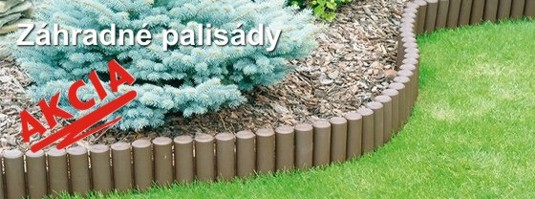 Záhradné palisády