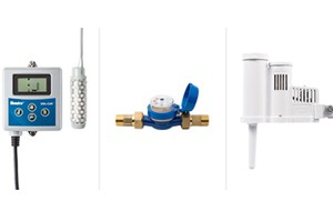 Monitorovanie vedenia k elektromagnetickým ventilom - Hunter HC a Pro-HC