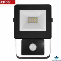 EMOS Hobby Slim 10W PIR Neutral White LED reflektor