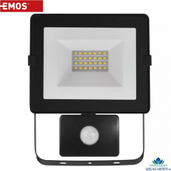 EMOS Hobby Slim 20W PIR Neutral White LED reflektor