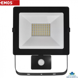 EMOS Hobby Slim 50W PIR Neutral White LED reflektor