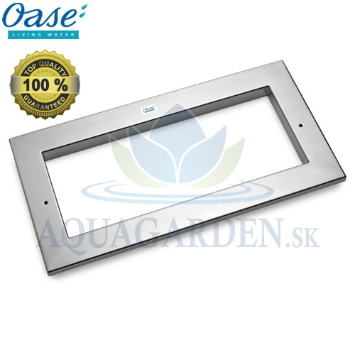 Oase ProfiSkim Wall 100 Stainless Steel Cover Wide - Rámik